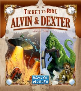 Ticket to Ride : Alvin and Dexter